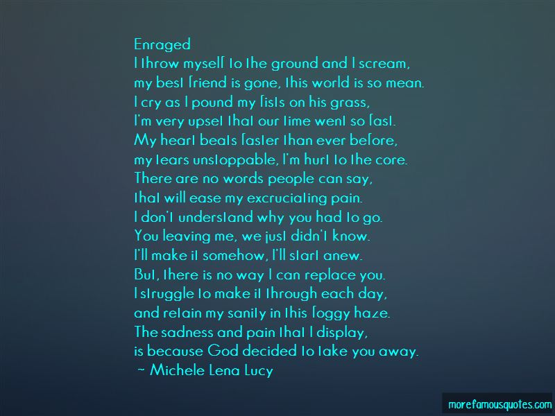 Michele Lena Lucy Quotes