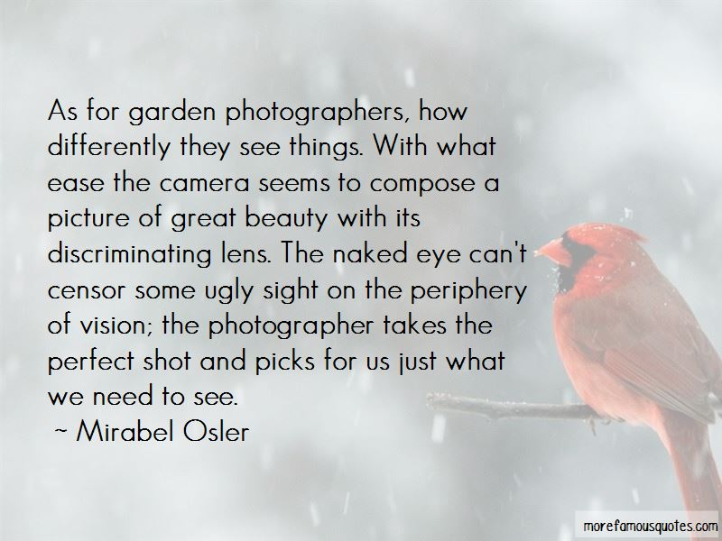 Mirabel Osler Quotes Pictures 4