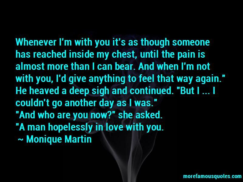 Monique Martin Quotes Pictures 3
