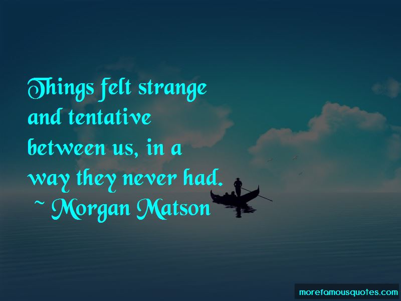 Morgan Matson Quotes Pictures 2