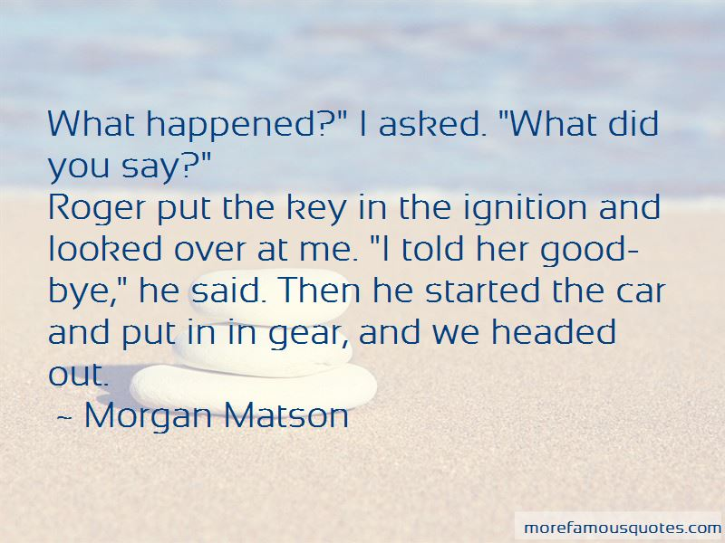 Morgan Matson Quotes Pictures 3