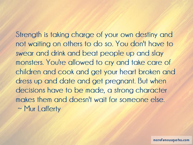 Mur Lafferty Quotes Pictures 3