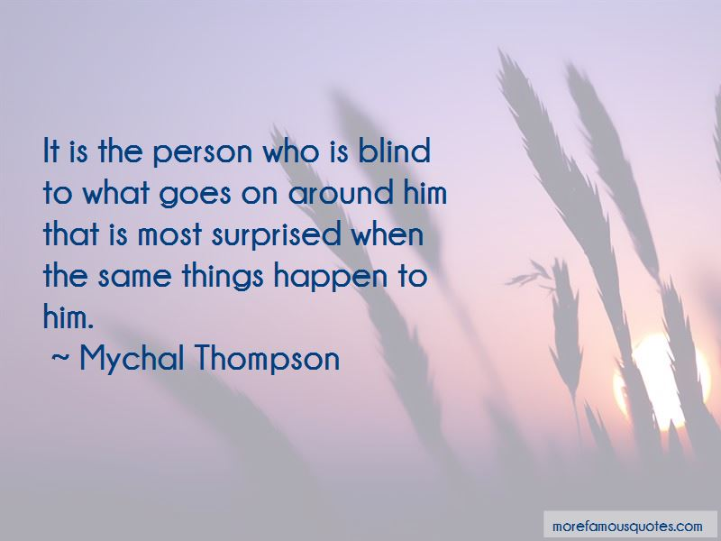 Mychal Thompson Quotes