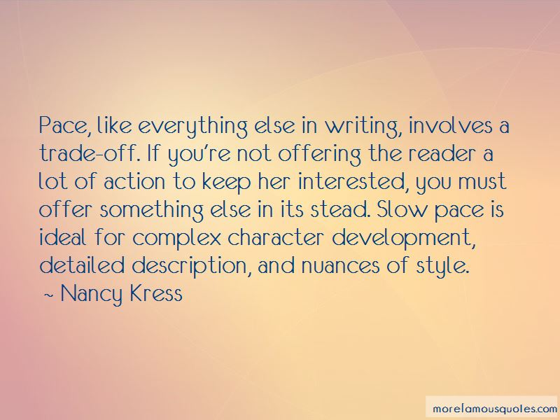 Nancy Kress Quotes Pictures 2