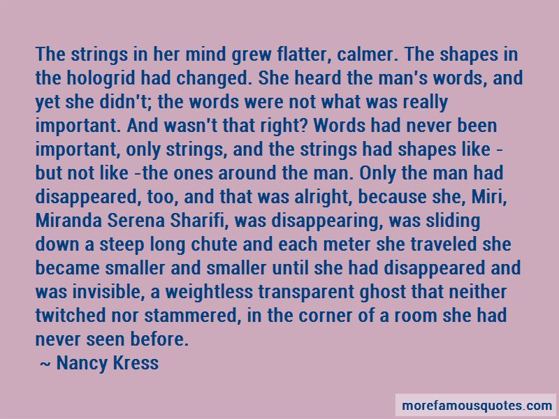 Nancy Kress Quotes Pictures 3