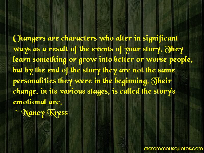 Nancy Kress Quotes Pictures 4