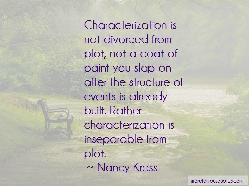 Nancy Kress Quotes