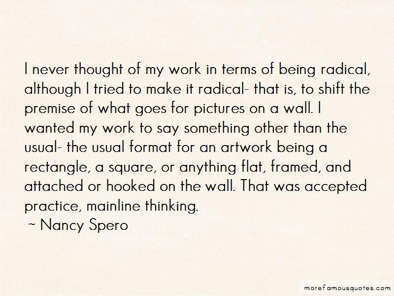 Nancy Spero Quotes Pictures 2
