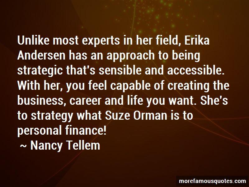 Nancy Tellem Quotes