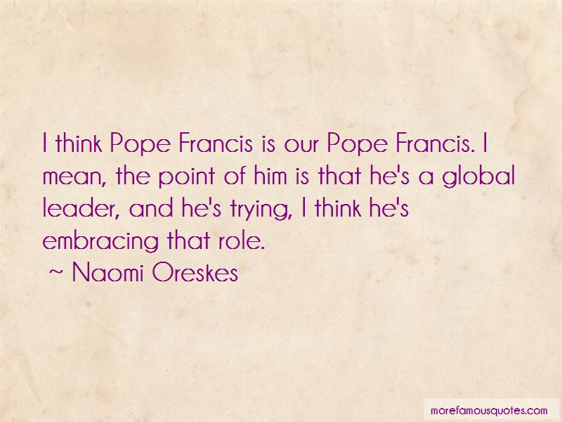 Naomi Oreskes Quotes Pictures 2