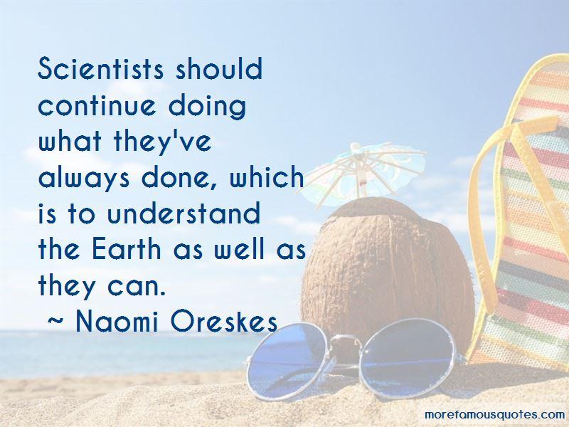 Naomi Oreskes Quotes Pictures 3