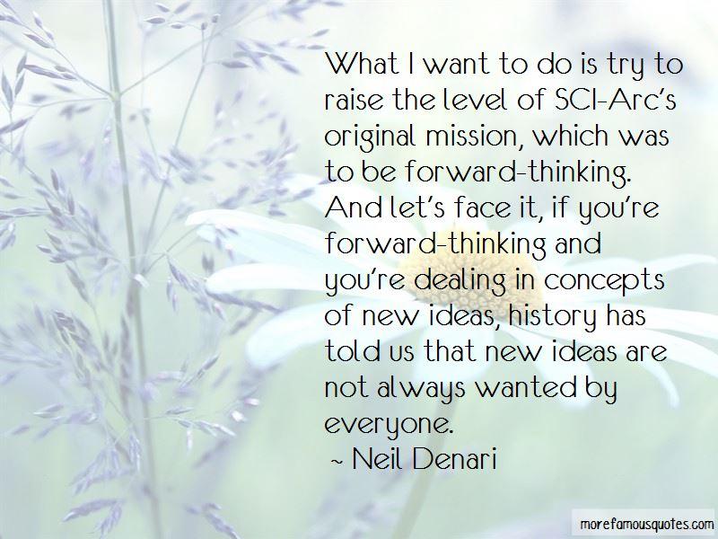 Neil Denari Quotes