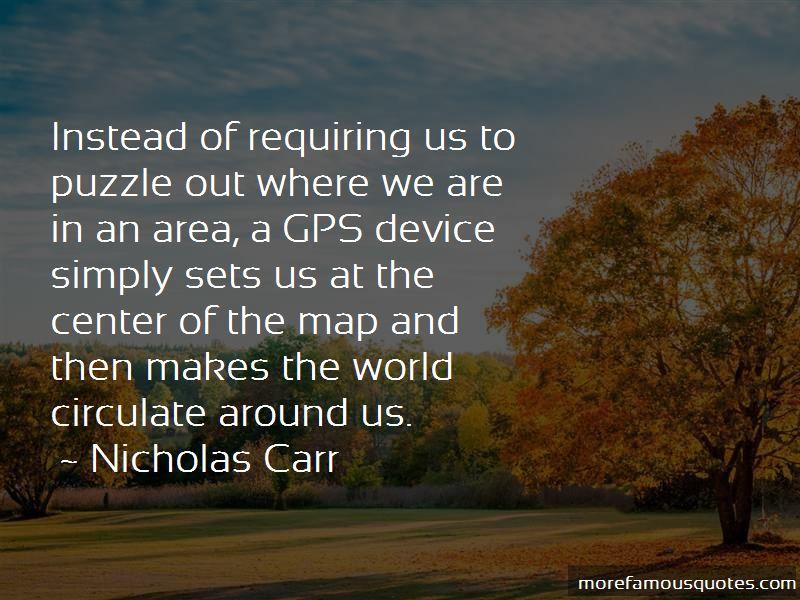 Nicholas Carr Quotes Pictures 4