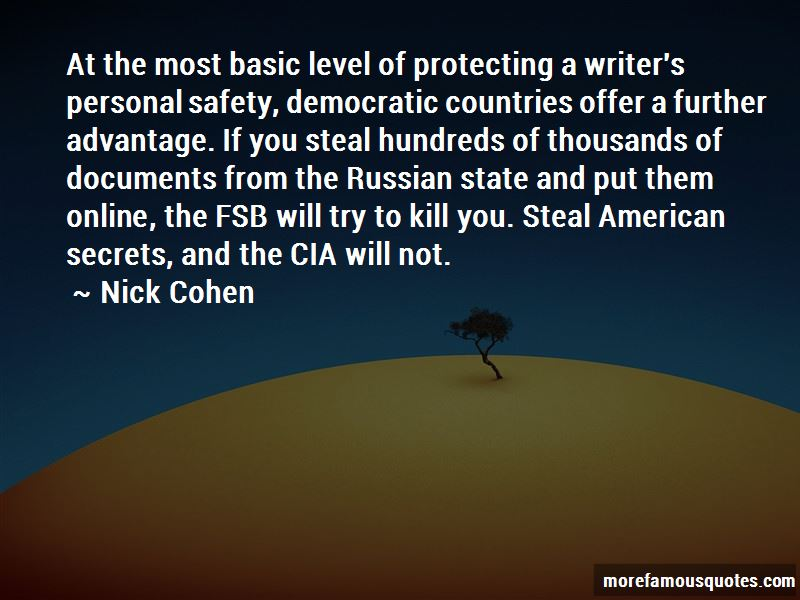 Nick Cohen Quotes Pictures 4