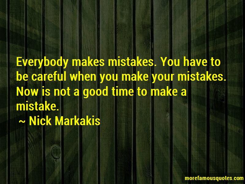 Nick Markakis Quotes