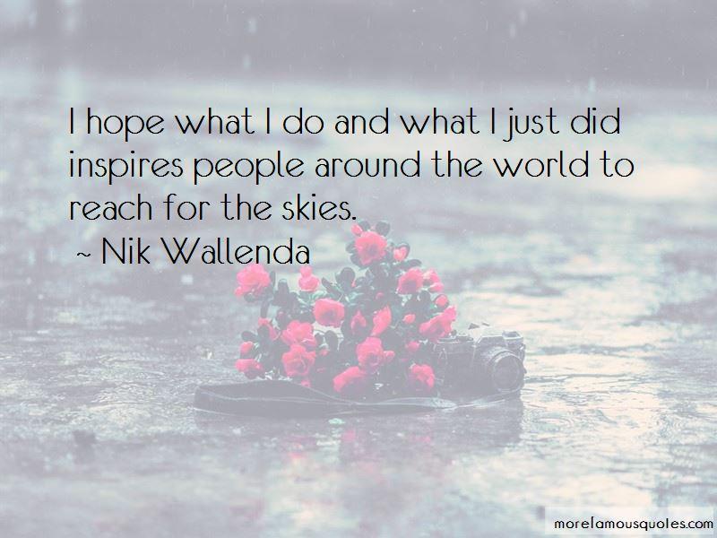 Nik Wallenda Quotes Pictures 2