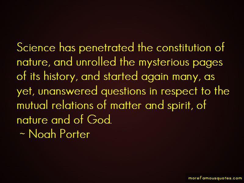 Noah Porter Quotes Pictures 2