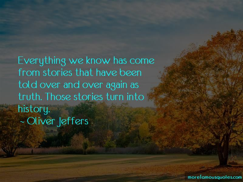 Oliver Jeffers Quotes Pictures 3