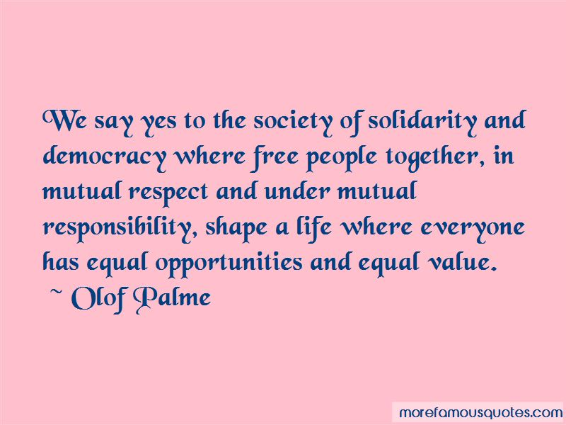 Olof Palme Quotes Pictures 2