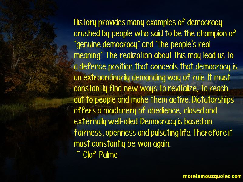 Olof Palme Quotes Pictures 3