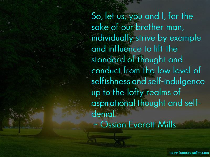 Ossian Everett Mills Quotes Pictures 2