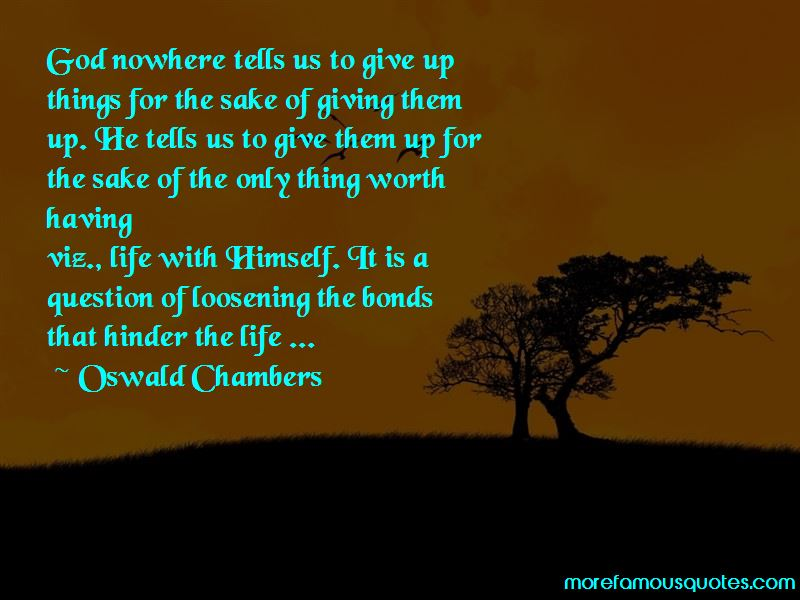 Oswald Chambers Quotes Pictures 4