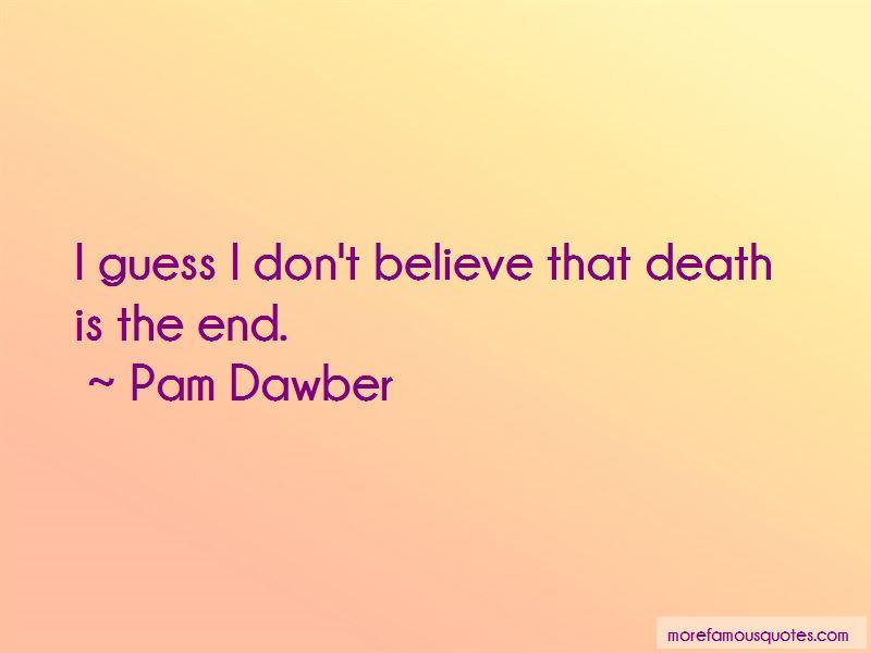 Pam Dawber Quotes Pictures 4