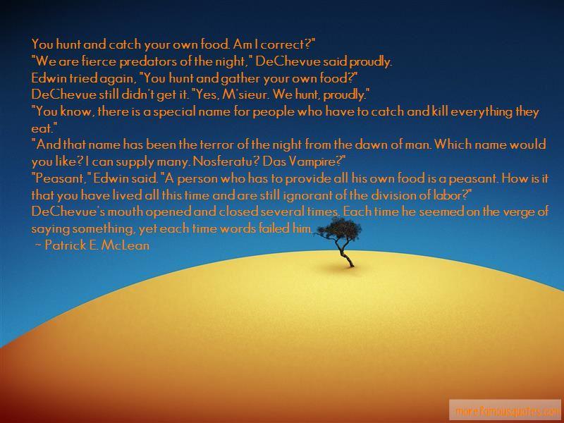 Patrick E. McLean Quotes Pictures 4