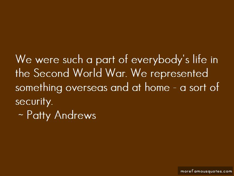 Patty Andrews Quotes Pictures 2