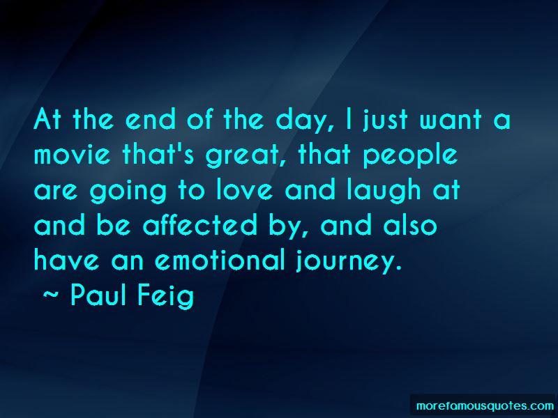 Paul Feig Quotes