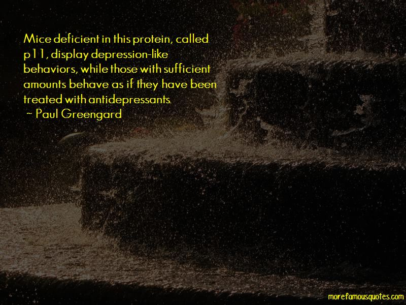 Paul Greengard Quotes