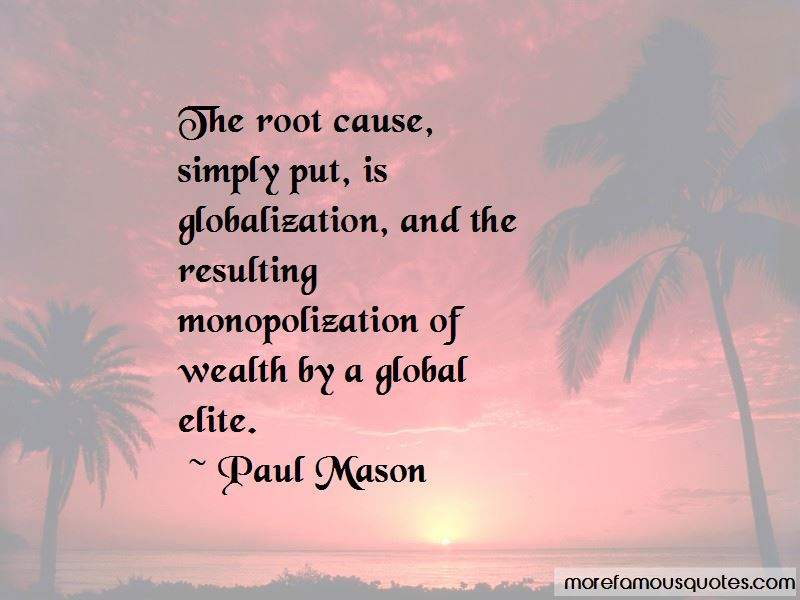 Paul Mason Quotes Pictures 4