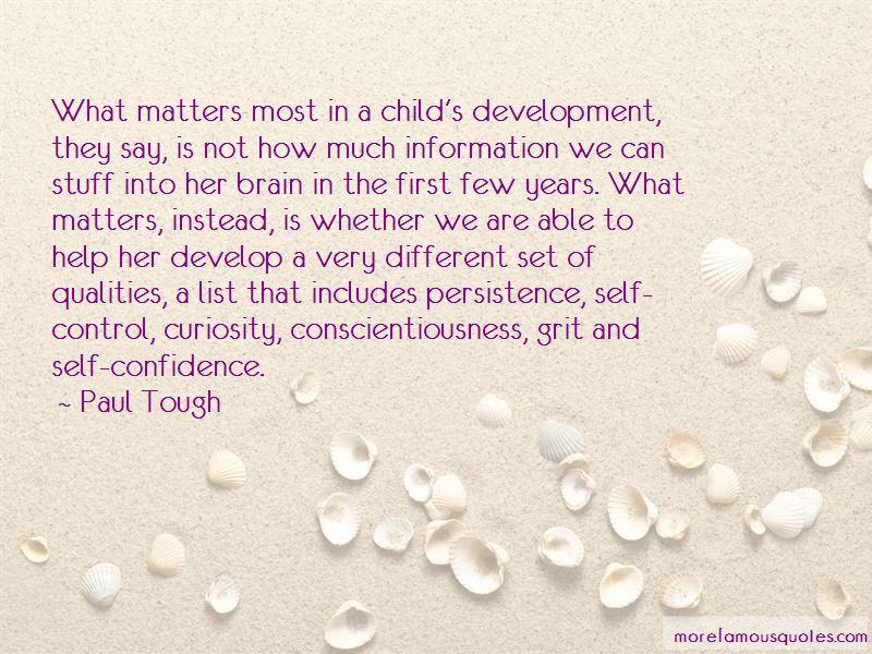 Paul Tough Quotes Pictures 4