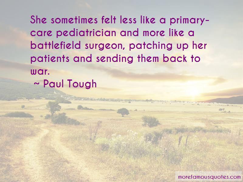 Paul Tough Quotes