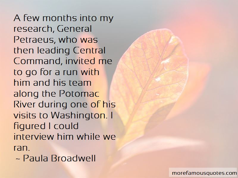 Paula Broadwell Quotes Pictures 4