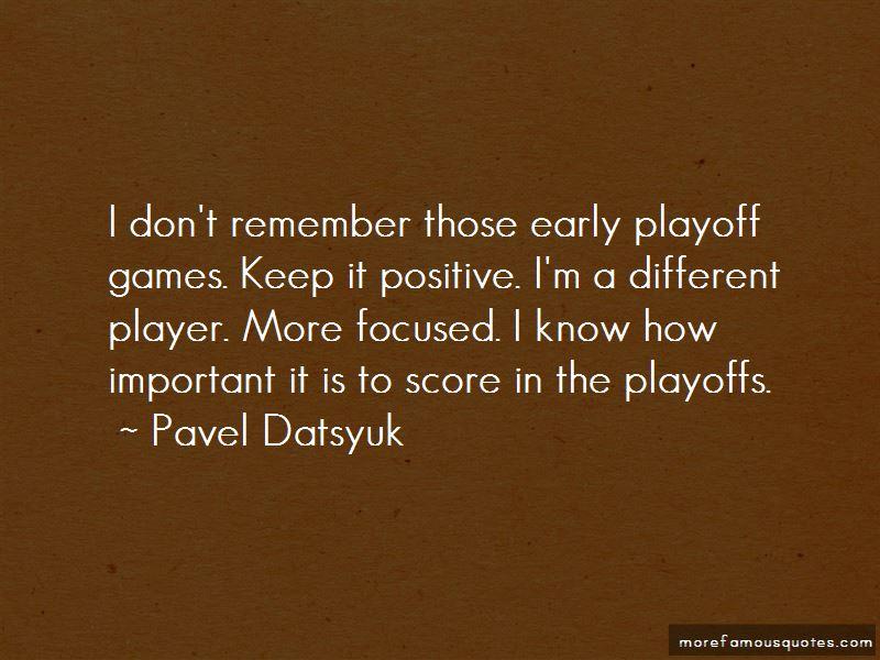 Pavel Datsyuk Quotes Pictures 4