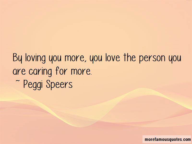 Peggi Speers Quotes Pictures 3