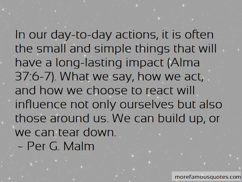 Per G. Malm Quotes Pictures 2