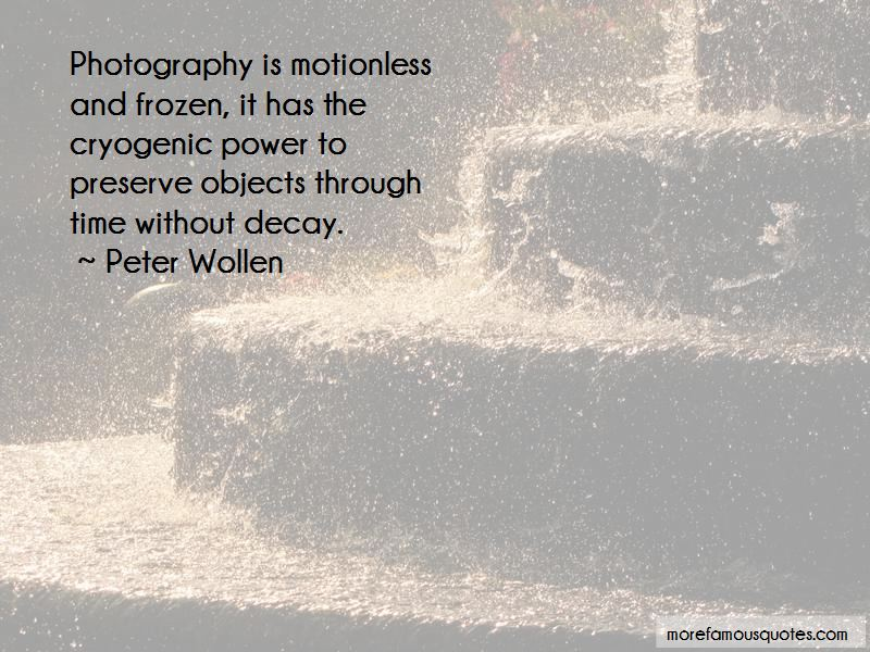 Peter Wollen Quotes Pictures 3