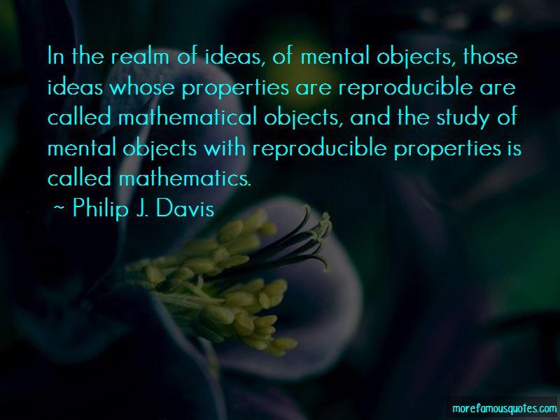 Philip J. Davis Quotes Pictures 4