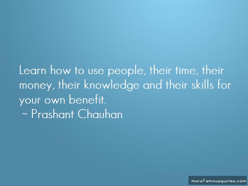Prashant Chauhan Quotes Pictures 2