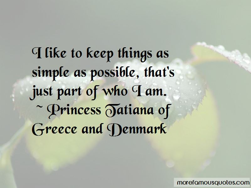 Princess Tatiana Of Greece And Denmark Quotes Pictures 4