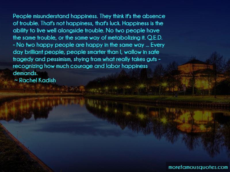 Rachel Kadish Quotes