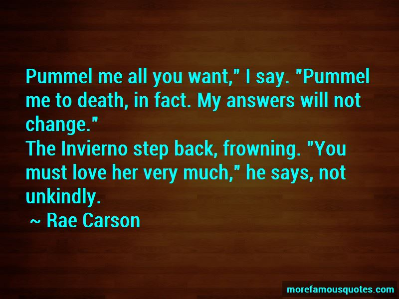 Rae Carson Quotes Pictures 2