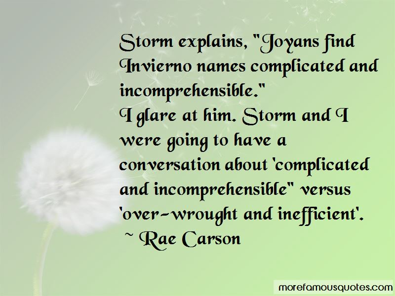 Rae Carson Quotes Pictures 3