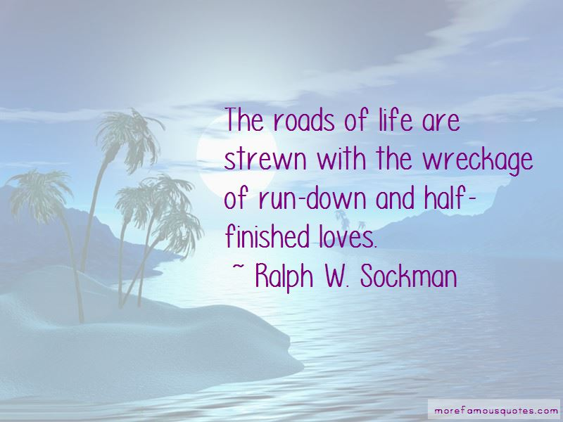 Ralph W. Sockman Quotes Pictures 4