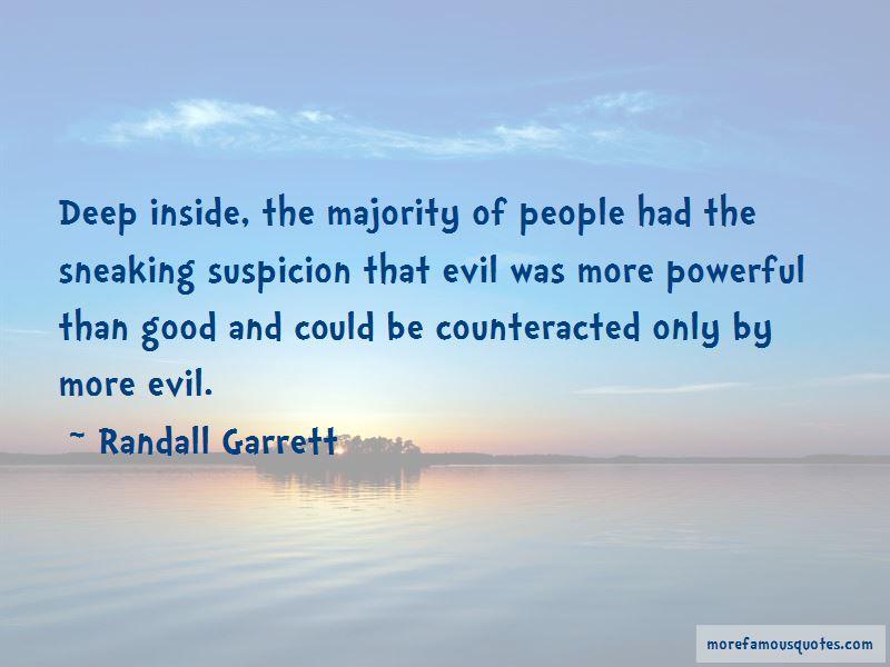 Randall Garrett Quotes
