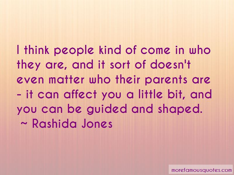 Rashida Jones Quotes