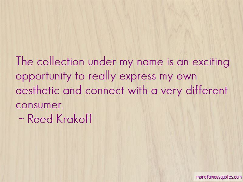 Reed Krakoff Quotes Pictures 3