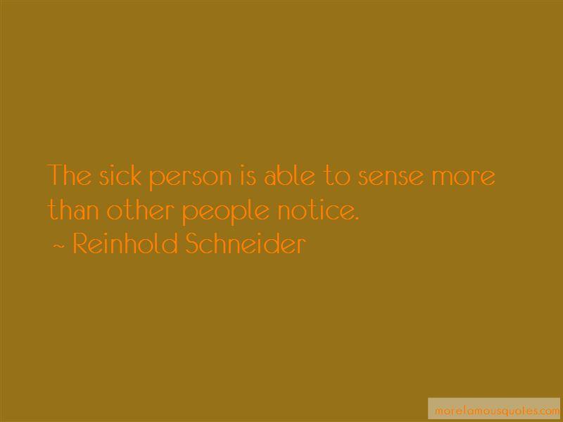 Reinhold Schneider Quotes Pictures 3